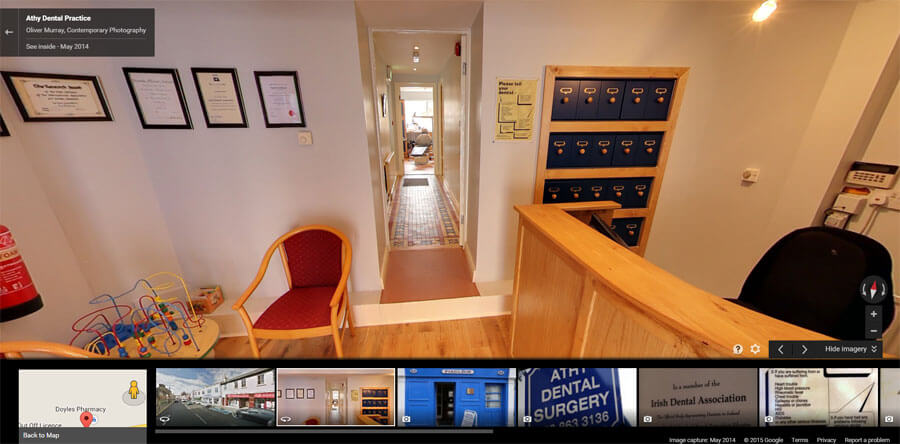 Athy-DentalPractice-Google-Virtual-Tour-900px