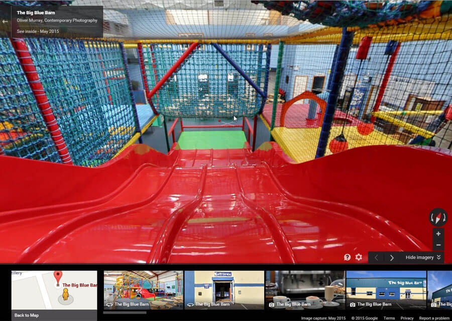 Big-Blue-Barn-Carlow-Childrens soft play centre