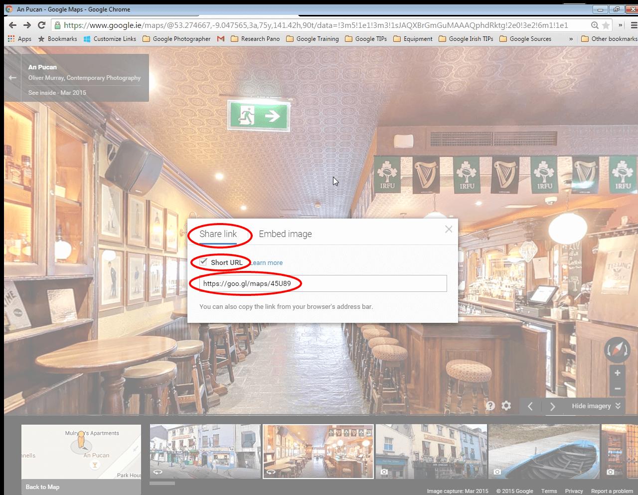 An Pucan Pub Galway Short URL